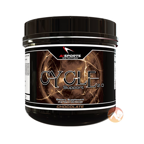 Image of AI Sports Nutrition Cycle Support 2.0 30 Servings Chocolate