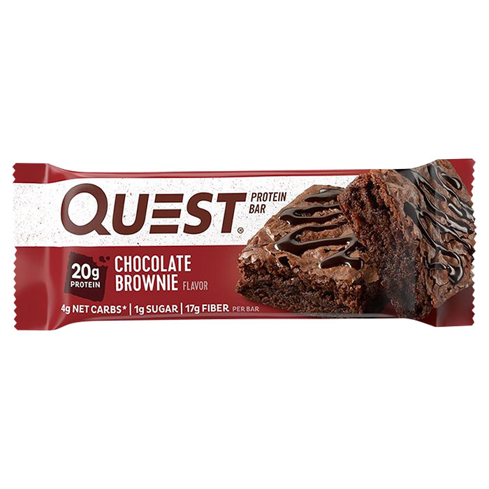 Quest Bars 1 Bar Apple Pie