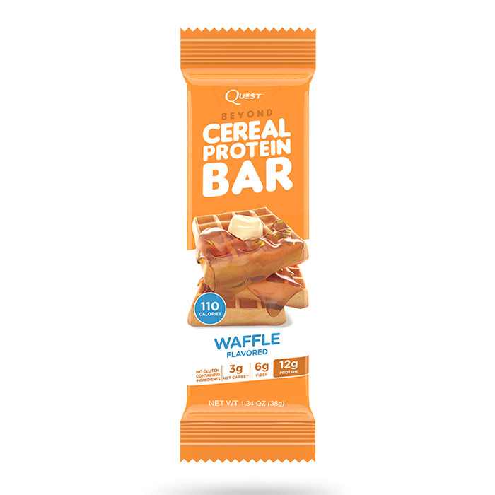 Quest Beyond Cereal Bar 1 Bar
