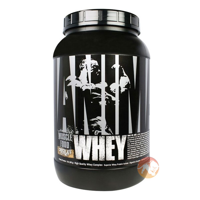 Animal Whey 908g Vanilla