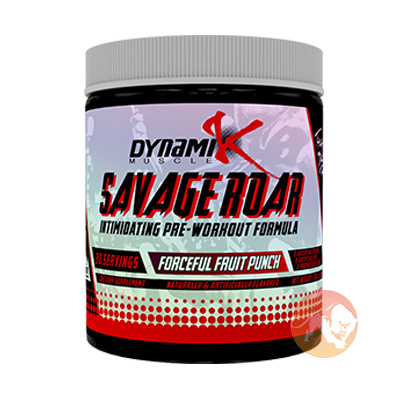 Savage Roar 30 Servings Pina Colada