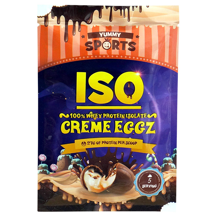 Image of Yummy Sports ISO 5 Sevings Choco Candy Cane