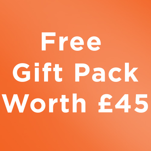 Limited Time Gift Pack Worth £45