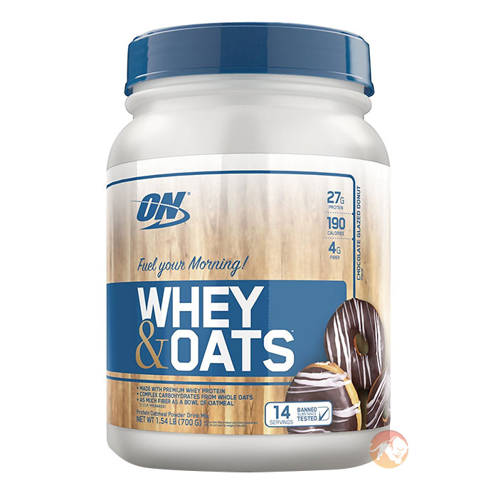 Whey and Oats 14 Servings Blueberry Muffin