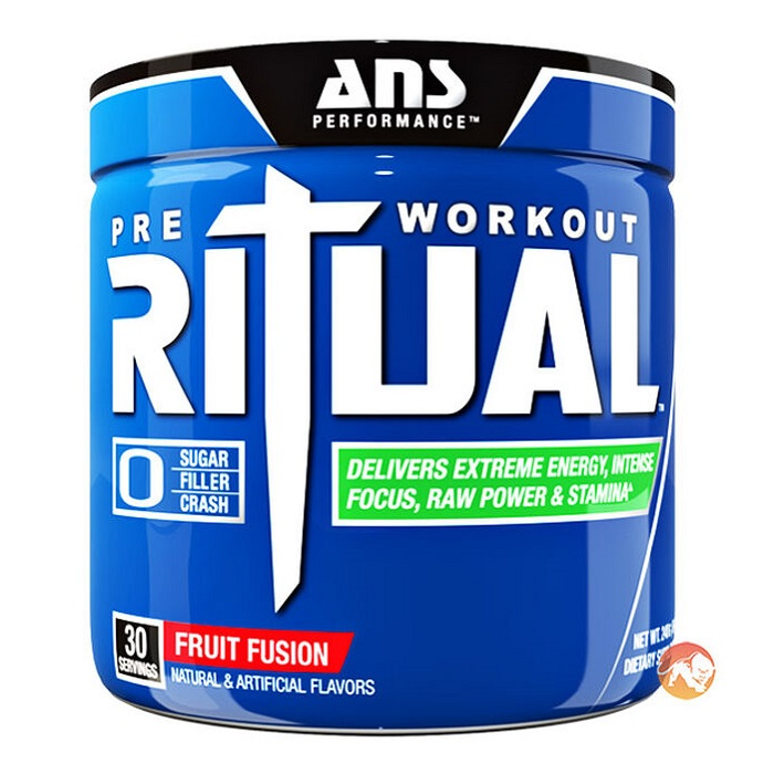 Ritual 30 Servings-Peach Mango Twist