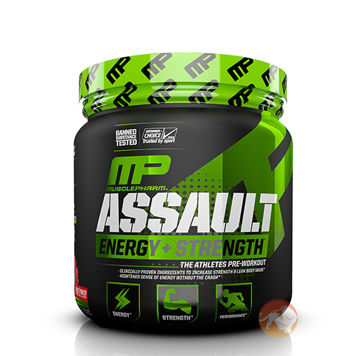 Assault 30 Servings -Raspberry Lemonade