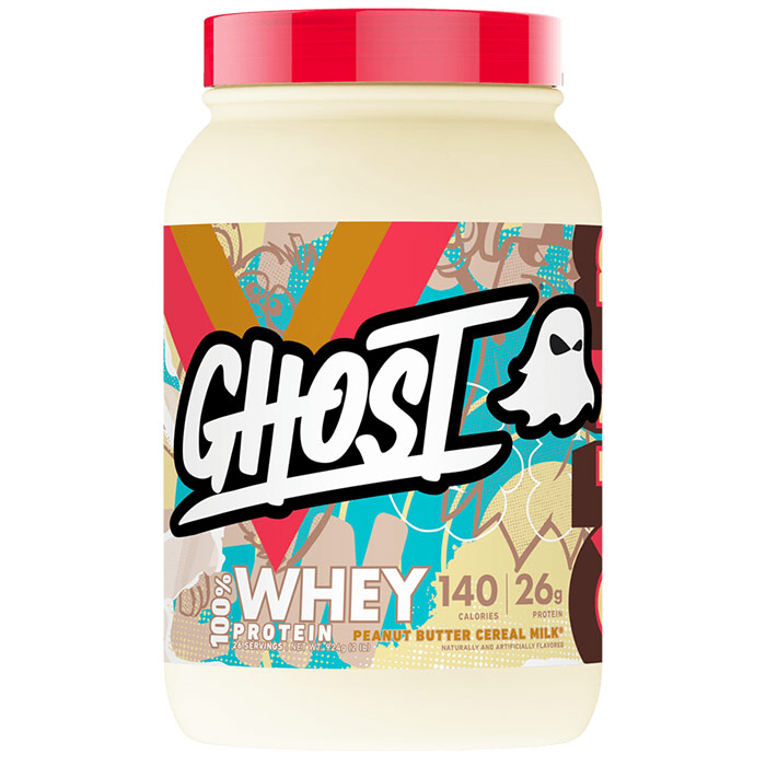 Ghost Whey Protein 924g Peanut Butter Cereal Milk
