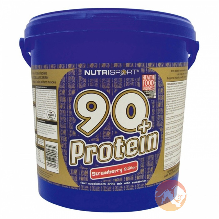 90+ Protein 6kg Strawberry