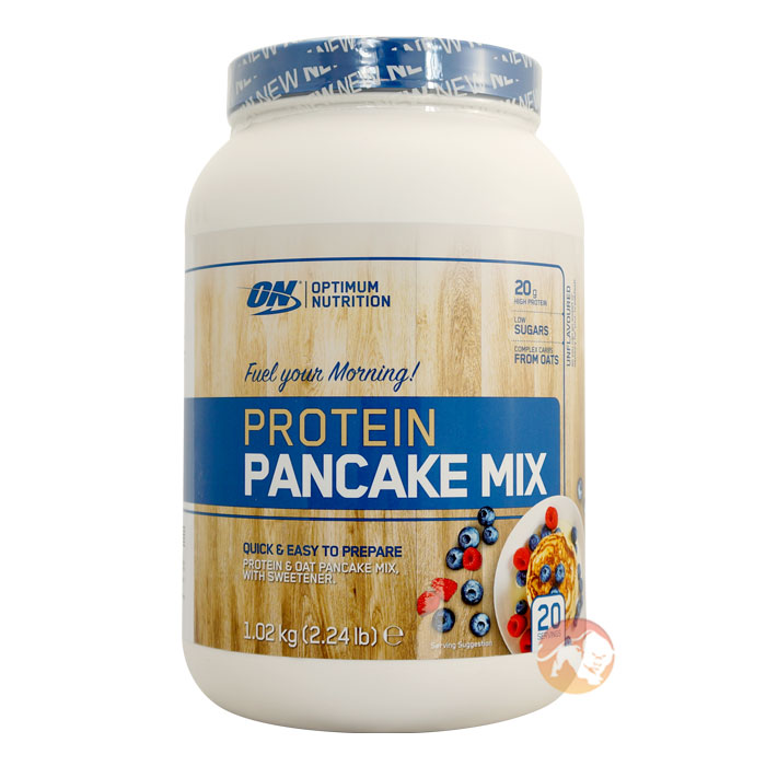 Optimum Nutrition Protein Pancake Trial Serving