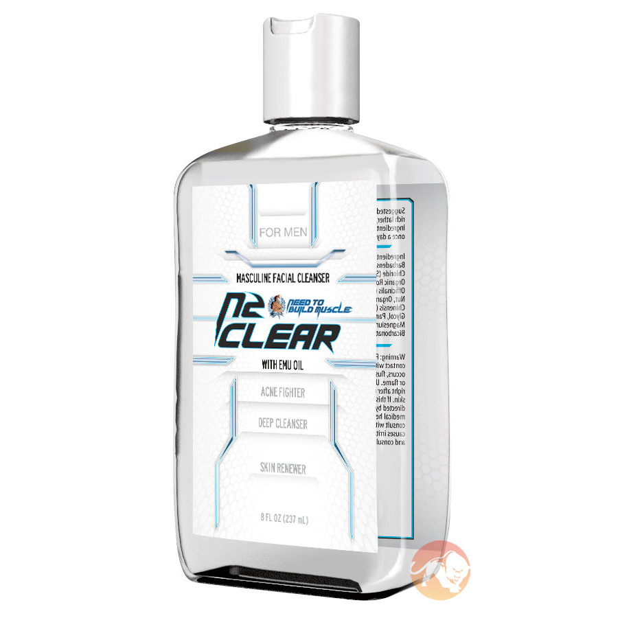 Image of Need to build muscle N2 Clear 237ml