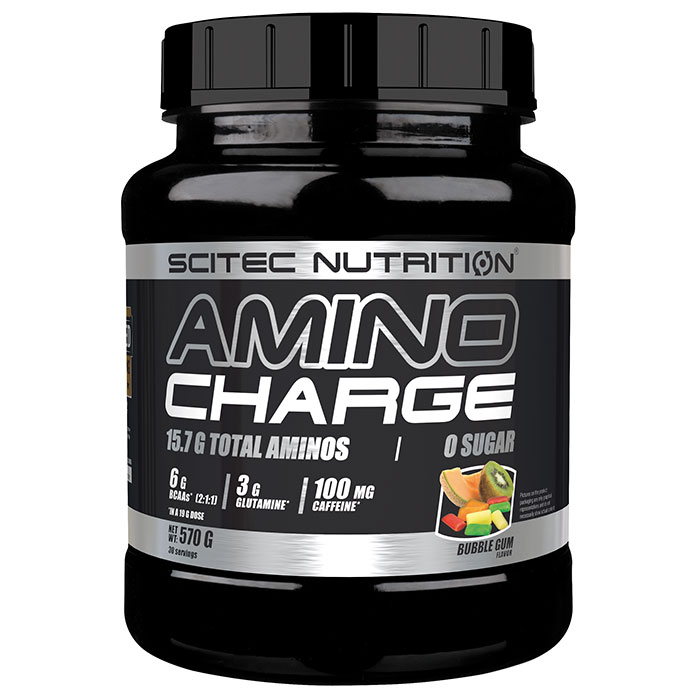 Amino Charge 570g Bubblegum