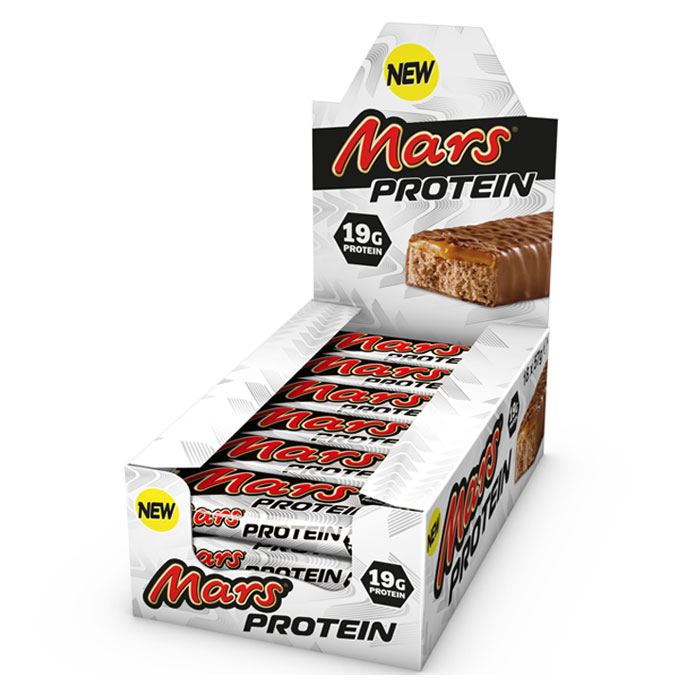 Image of Mars Mars Protein Bar 18 Bars