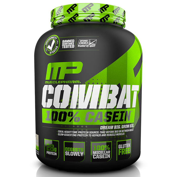 Image of MusclePharm Combat 100% Casein - 1.8kg