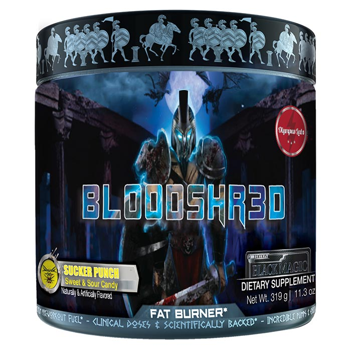 Bloodshr3d Black Magic Edition 30 Servings Rainbows N Stuff