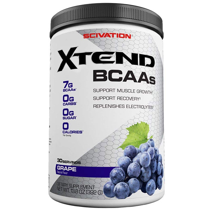 Image of Scivation Xtend 30 Servings Grape