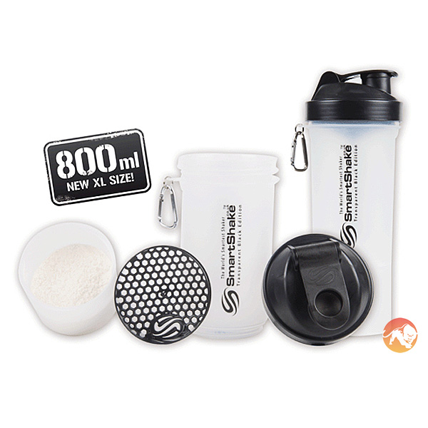 Image of Smartshake Smartshake XL 800ml Black