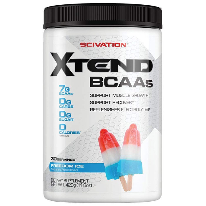 Image of Scivation Xtend 30 Servings Freedom Ice