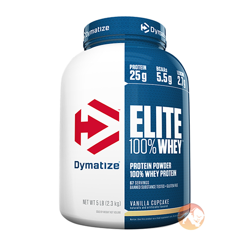 Elite Whey 2.27kg/5lb Smooth Banana