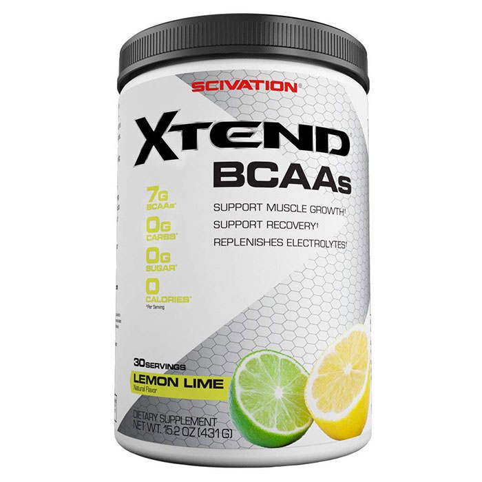 Image of Scivation Xtend 30 Servings Lemon Lime