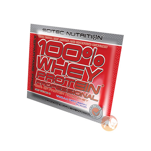 Scitec Whey professional protein trial serving