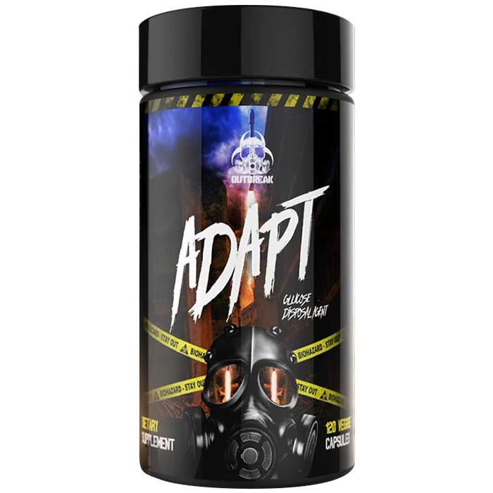 Image of Outbreak Nutrition Adapt 120 Capsules