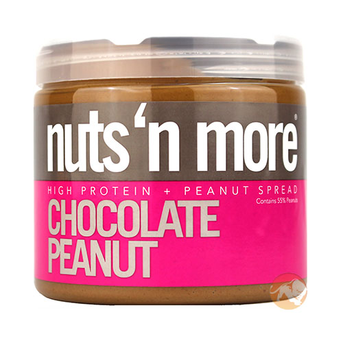 Image of Nuts 'N More Nuts 'N More Chocolate Peanut Butter 454g