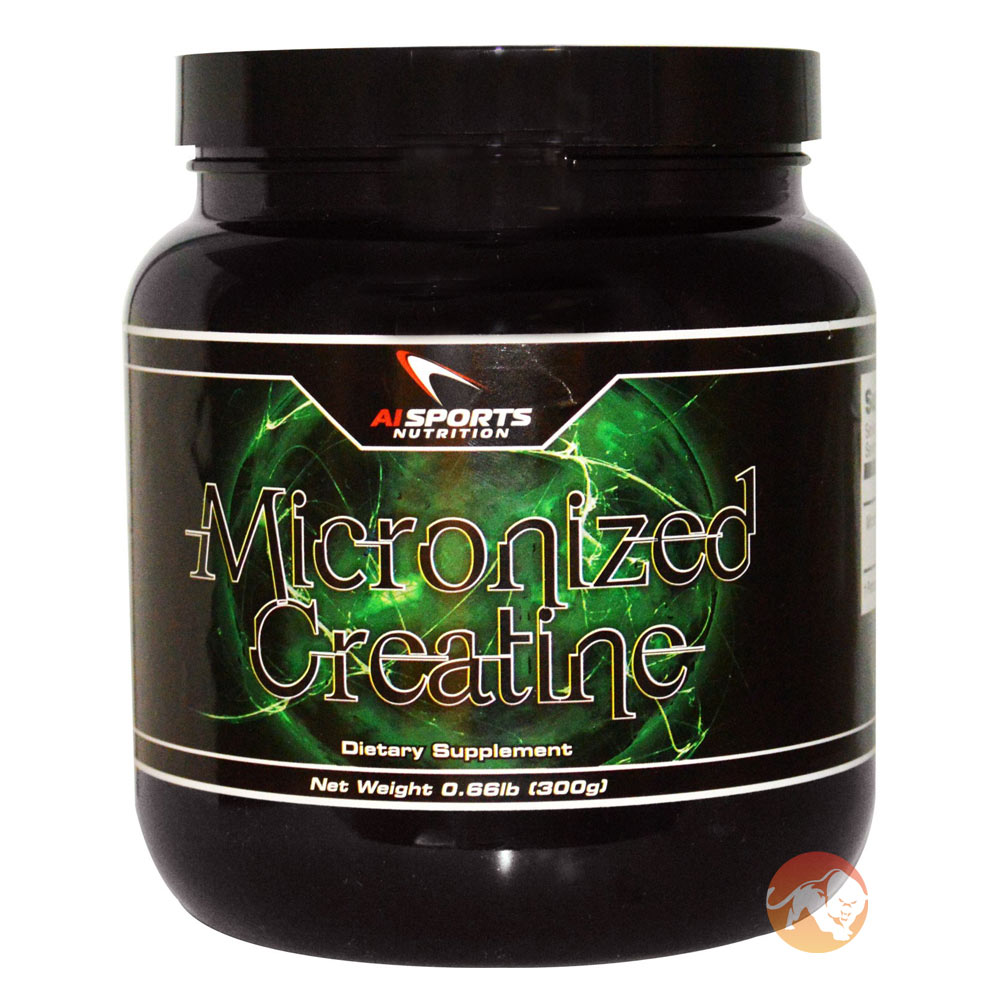 Image of AI Sports Nutrition Micronized Creatine 300g