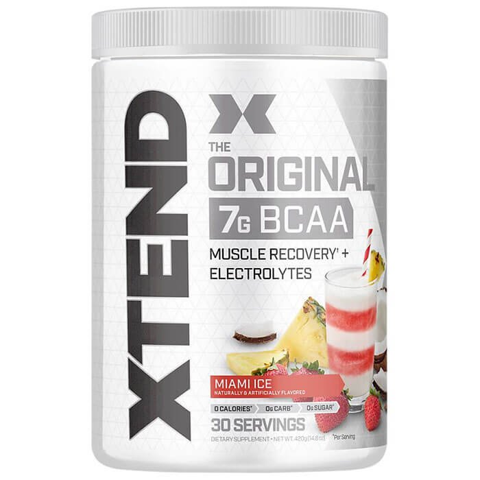Image of Scivation Xtend 30 Servings Miami Ice