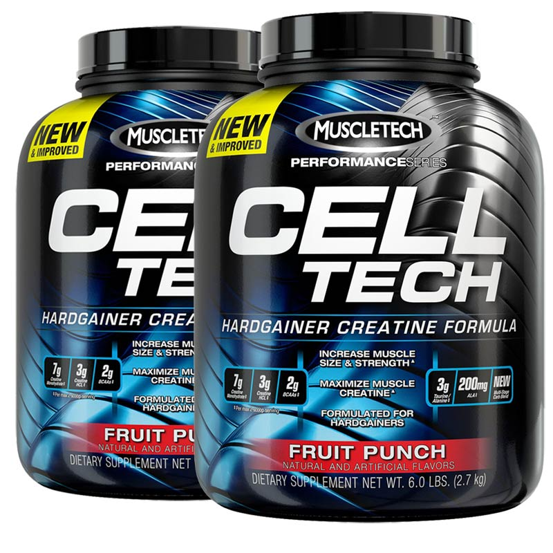 Cell-Tech Performance Series 2.7kg - Orange