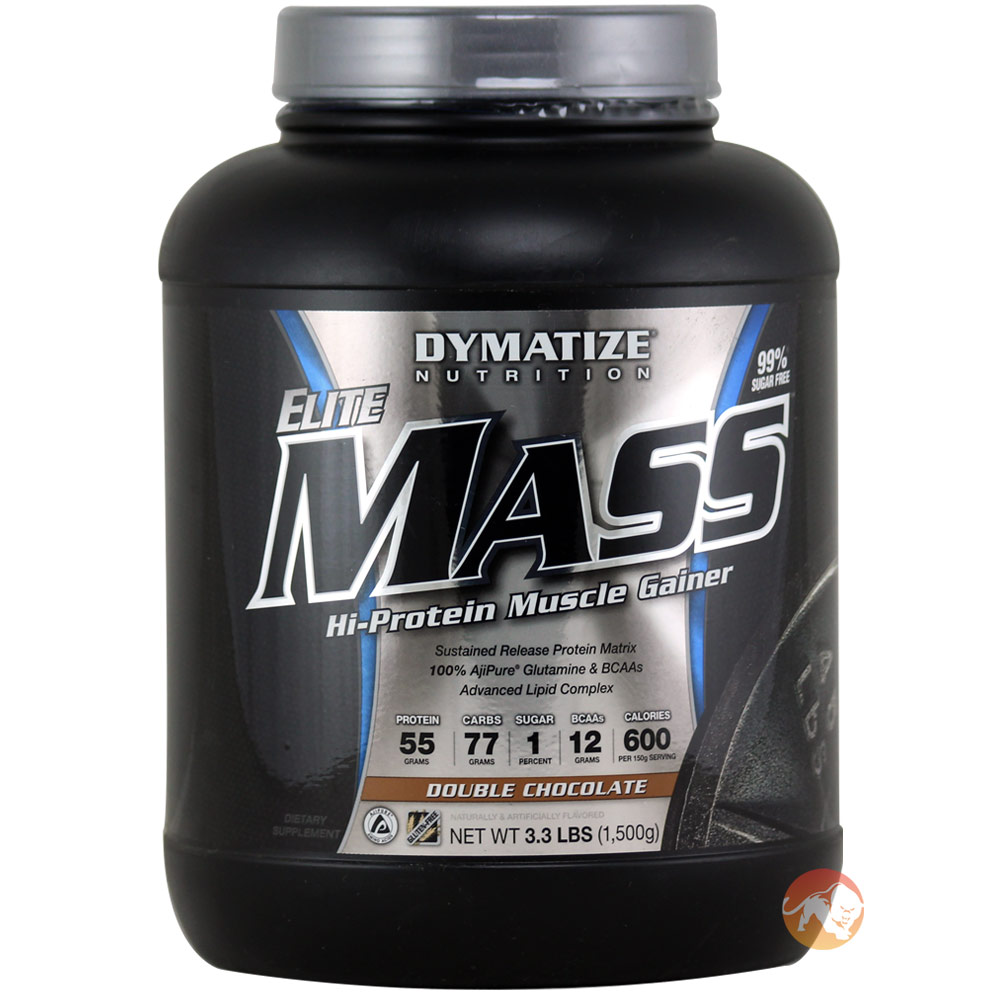 Image of Dymatize Elite Mass 10lb/Banana