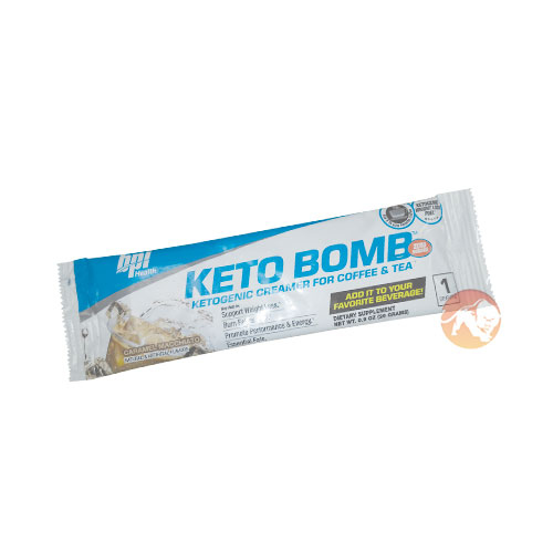 Image of BPI Sports BPI Keto Bomb Trial Serving