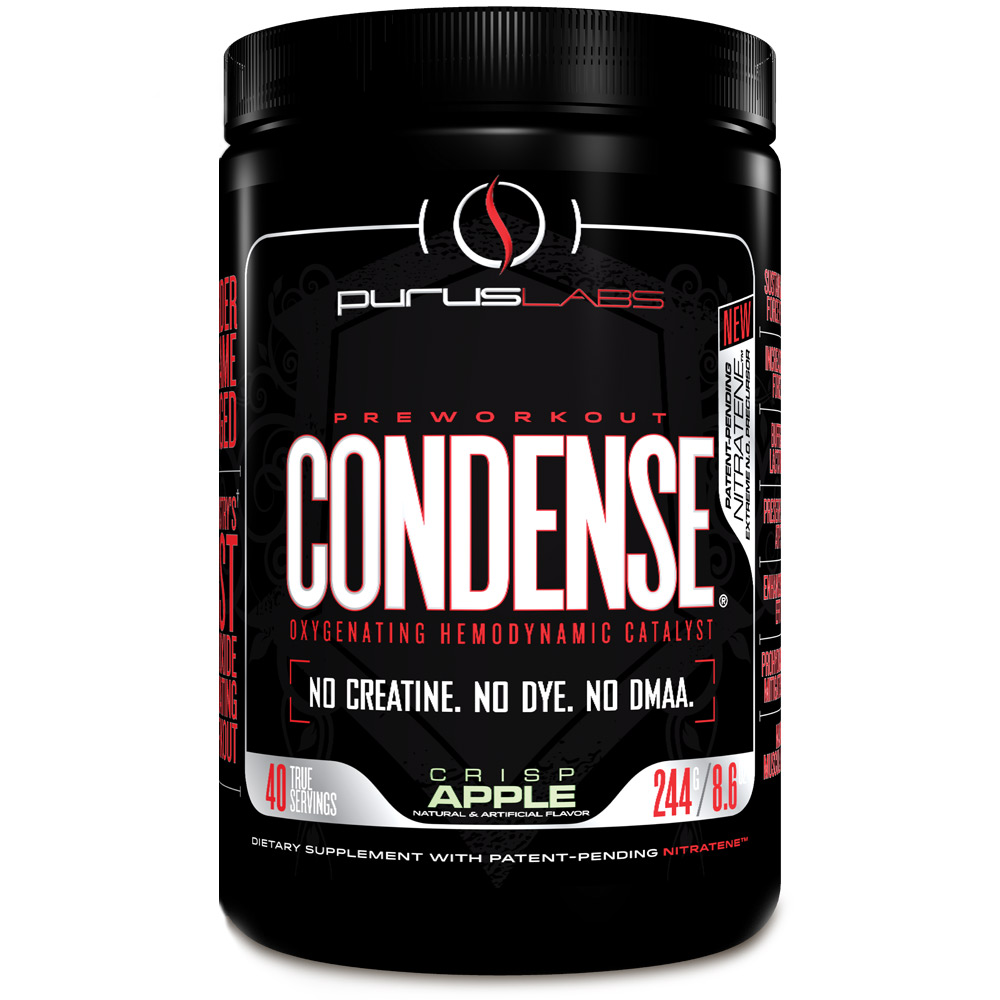 Image of Purus Labs Condense 40 Servings Apple