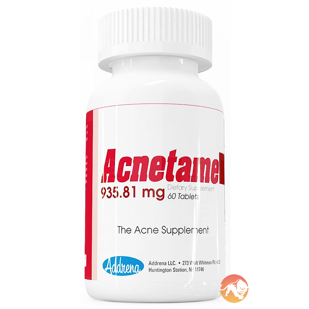 Image of Need to build muscle Acnetame 60 Tablets