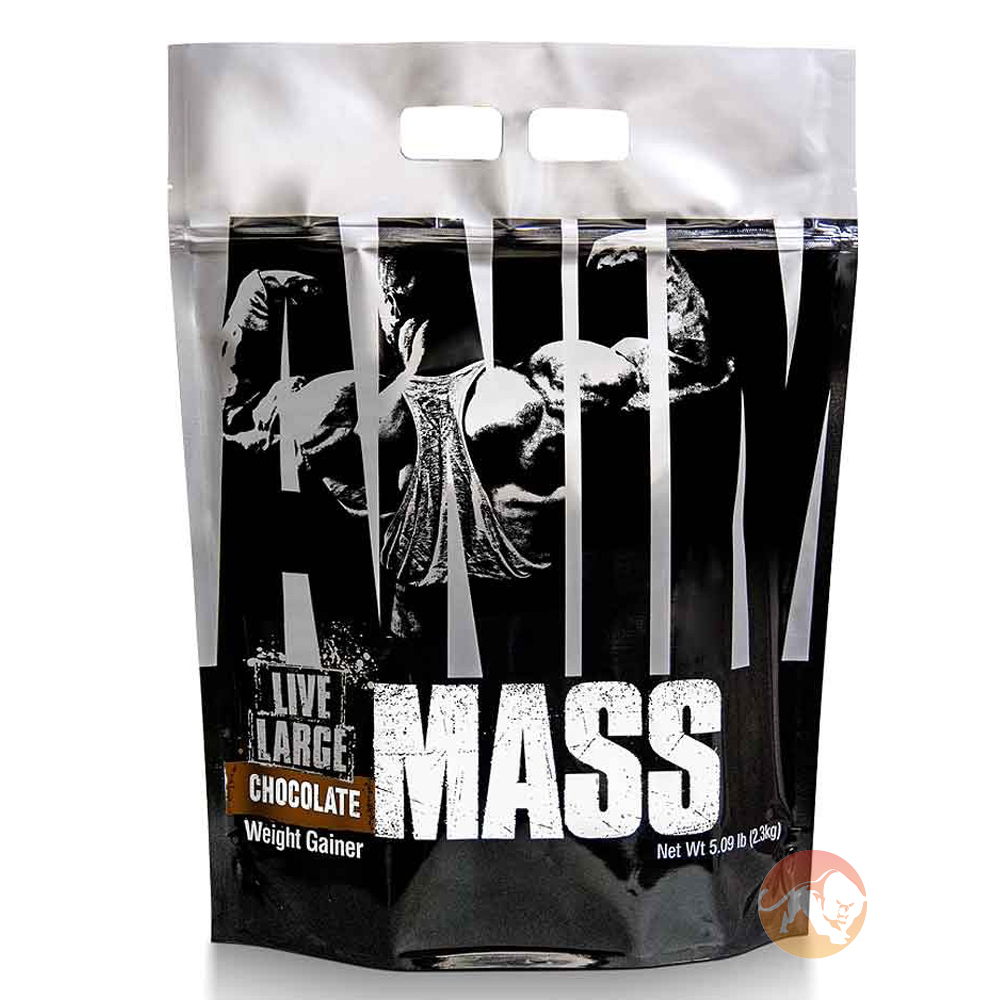 Animal Mass 4.6kg Chocolate