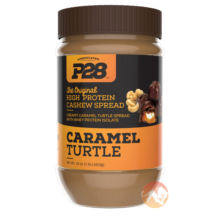 Image of P28 P28 High Protein Spread Caramel Turtle 453g
