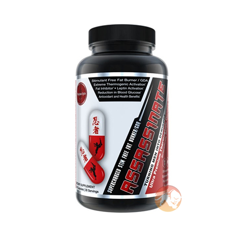 Image of Olympus Labs Assass1nate 120 Capsules