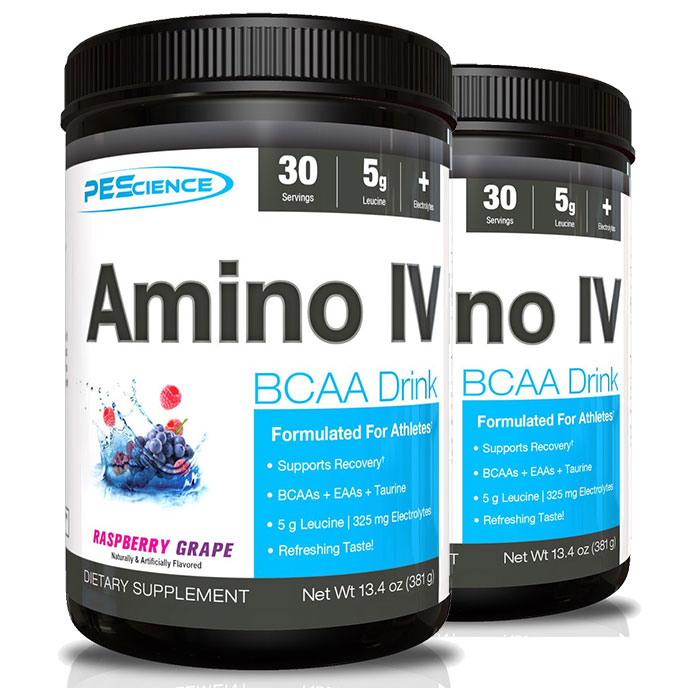 Amino IV 30 Servings-Strawberry Breeze