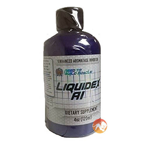 Image of Need to build muscle Liquidex AI 120ml