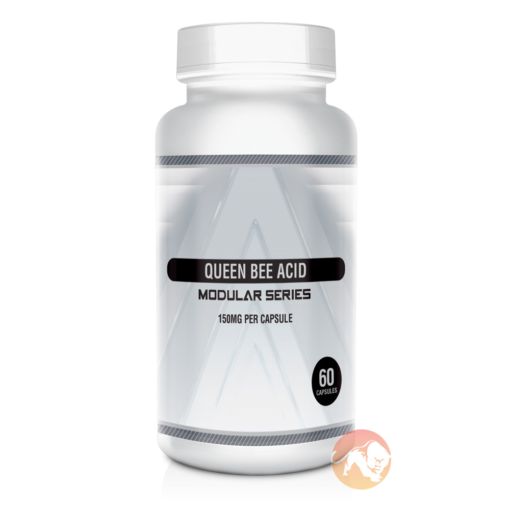 Image of Antaeus labs Queen Bee Acid 60 Capsules