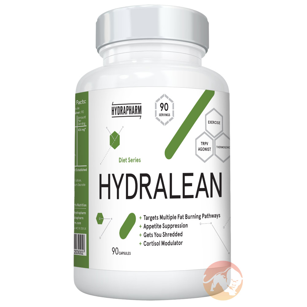Image of Hydrapharm Hydralean 90 Capsules