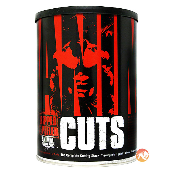 Image of Universal Nutrition Animal Cuts 42 Pak