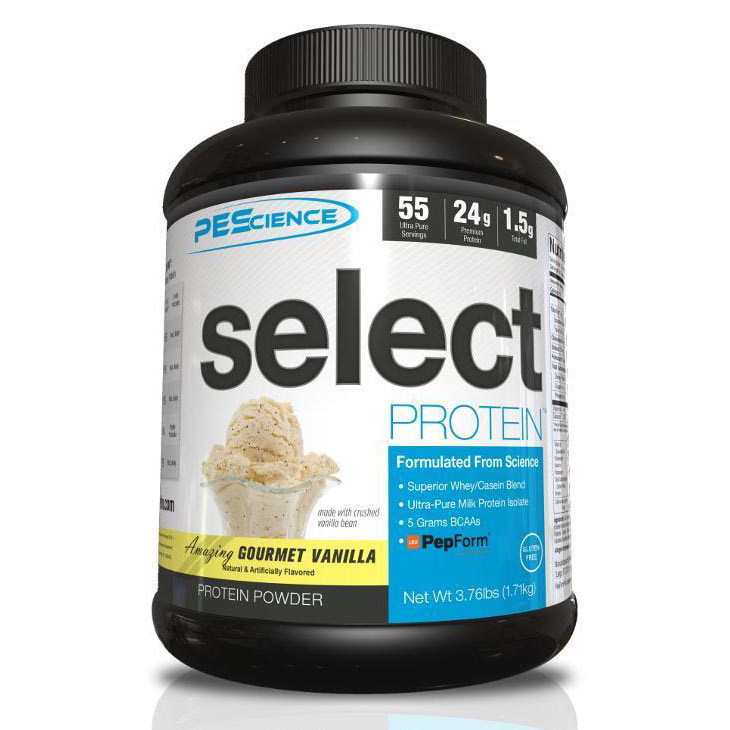 Select Protein EU 55 Servings Gourmet Vanilla