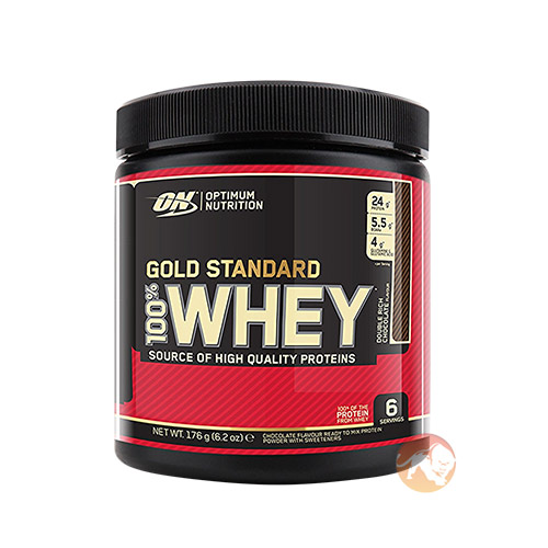 Gold Standard Whey 182g Double Rich Chocolate