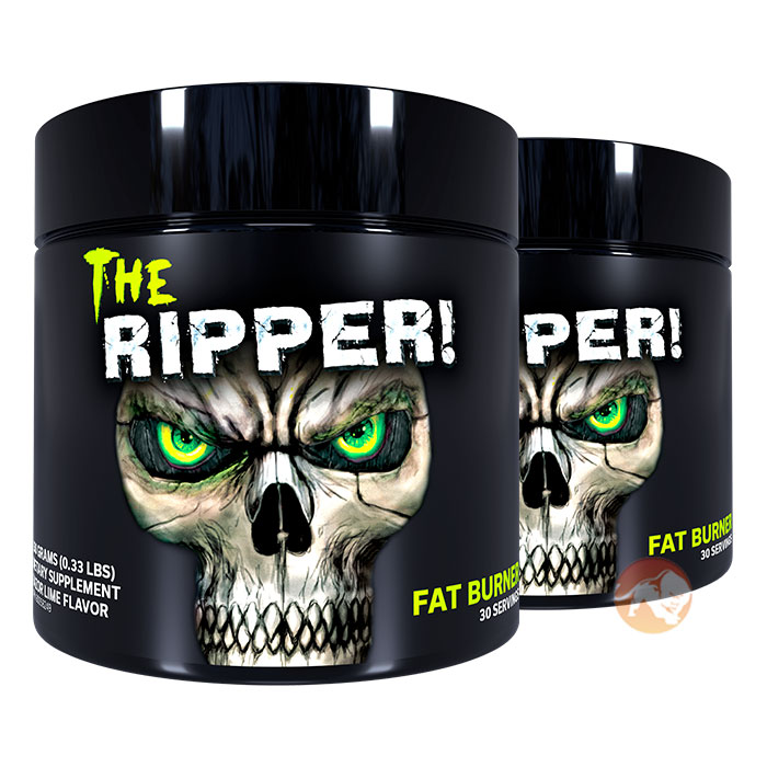 The Ripper 30 Servings Raspberry Lemonade