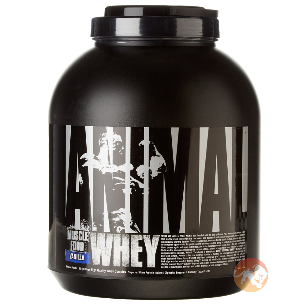 Animal Whey 1.8kg Chocolate