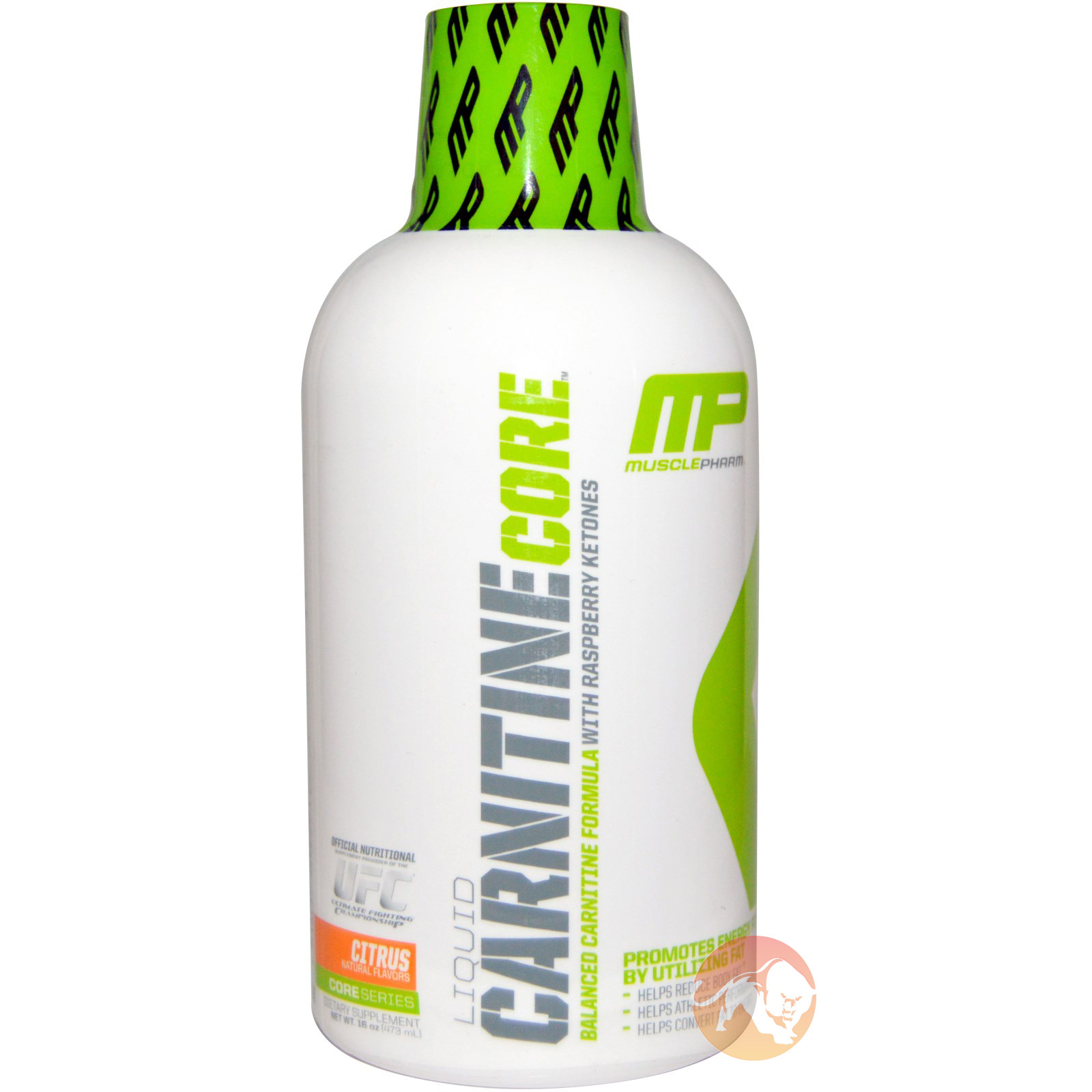 Liquid L-Carnitine Core 459ml Citrus