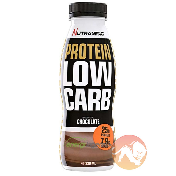 Nutramino Protein Low Carb-STRW-330ml