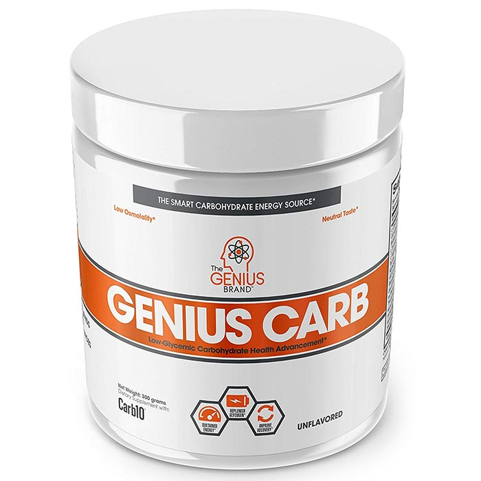 Genius Carb 30 Servings Unflavored