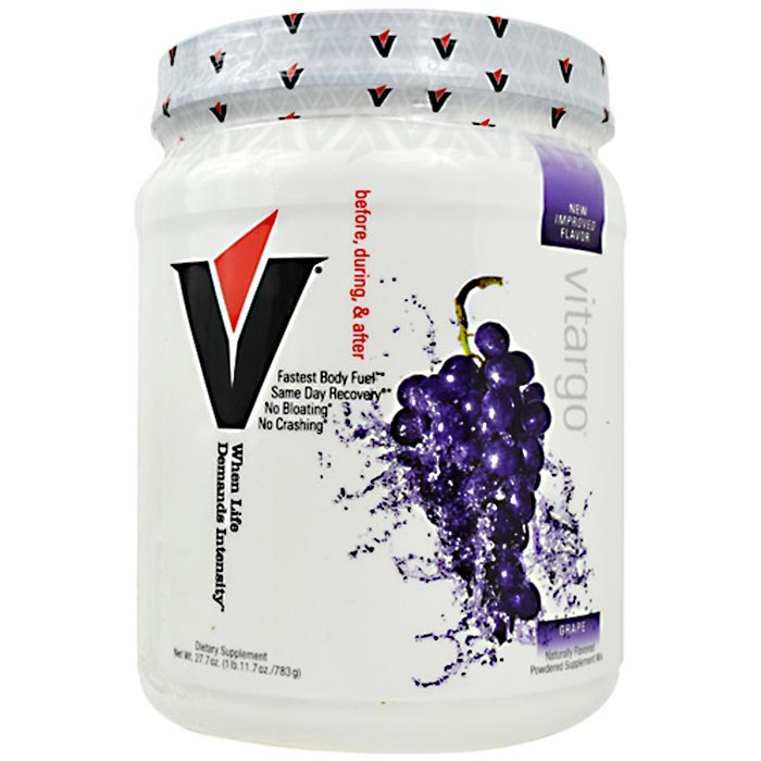 Image of Vitargo Vitargo 20 Servings Grape