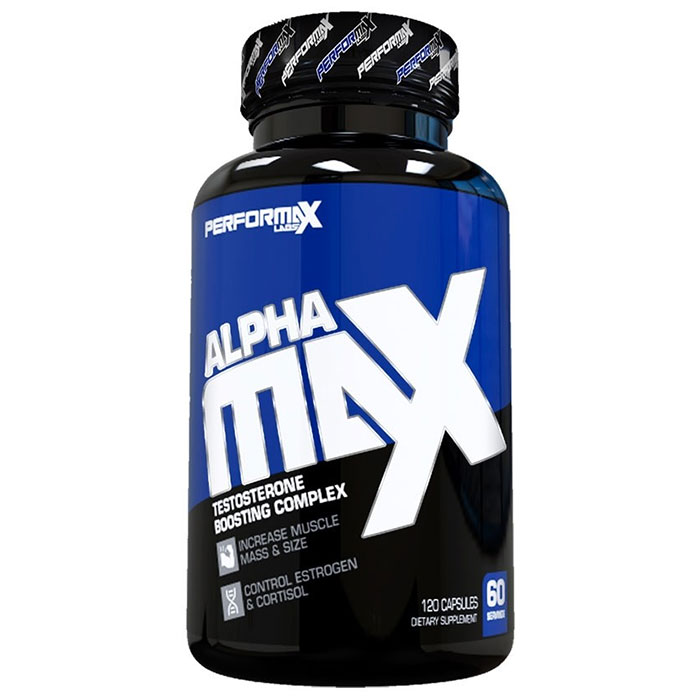 Image of Performax Labs Alphamax XT 120 Caps